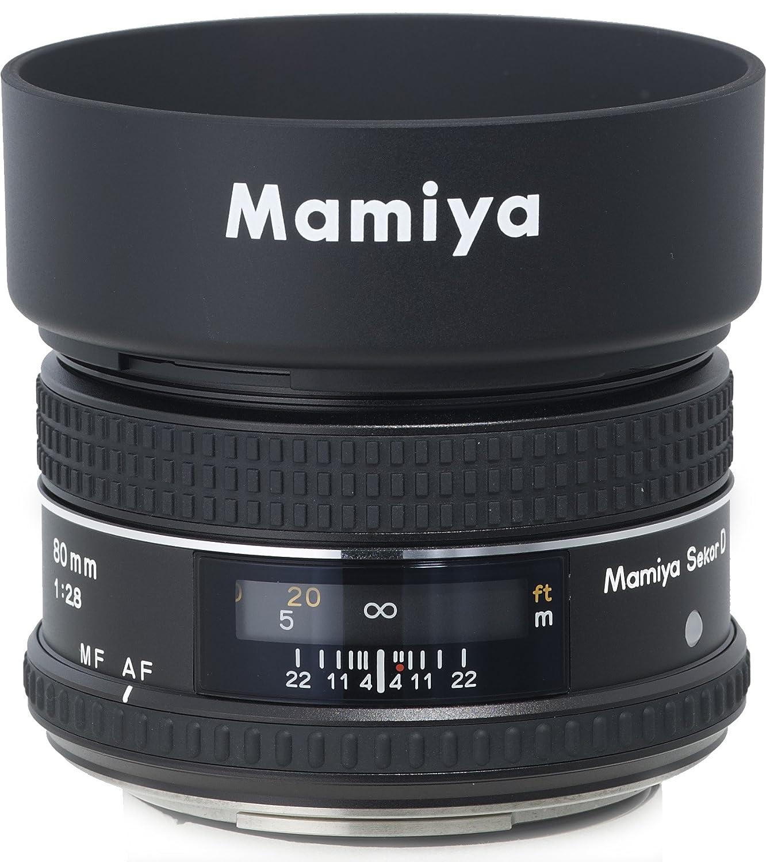 Mamiya セコール AF80mm F2.8D   B0040FTBG0