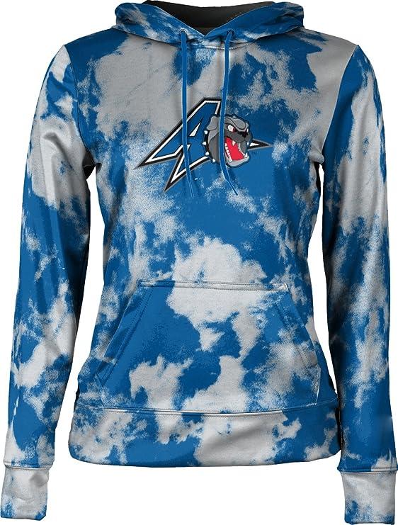 School Spirit Sweatshirt Grunge University of North Carolina Asheville Girls Pullover Hoodie