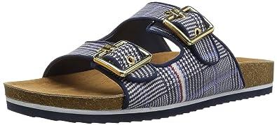 ce46cb4e81c9 Tommy Hilfiger Women s Ginga Slide Sandal