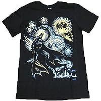 DC Comics Batman Vincent Van Gogh Graphic T-Shirt