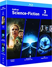 COFFRET SCIENCE-FICTION Premier Contact / Rencontres du 3e Type / Life : Origne Inconnue - Exclusif Amazon