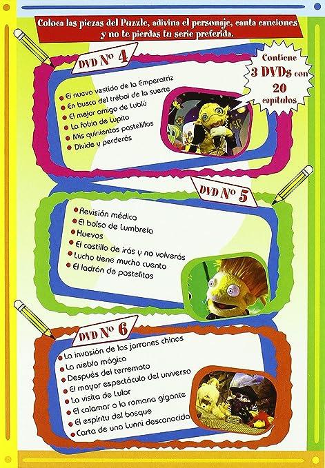 Pack Los Lunnis La Serie de Televisión 2 [DVD]: Amazon.es: Varios: Cine y Series TV