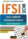 IFSI 2018 Tests d'aptitude - Entraînement intensif - Plus de 1800 exercices