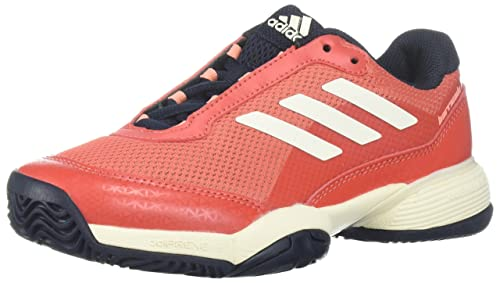 adidas barricade tennis shoes kids