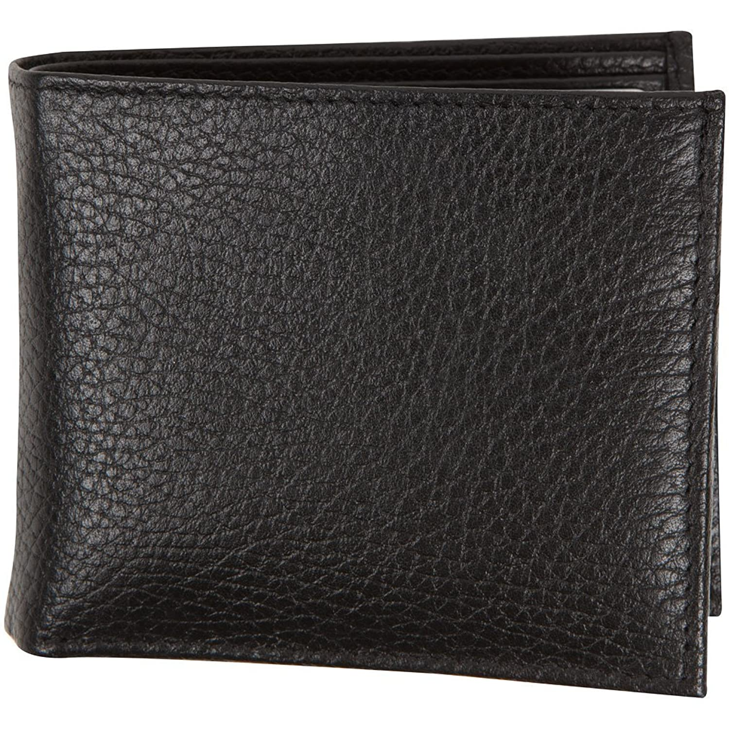 Access Denied Mens Leather RFID Blocking Wallet 14 Card Slots