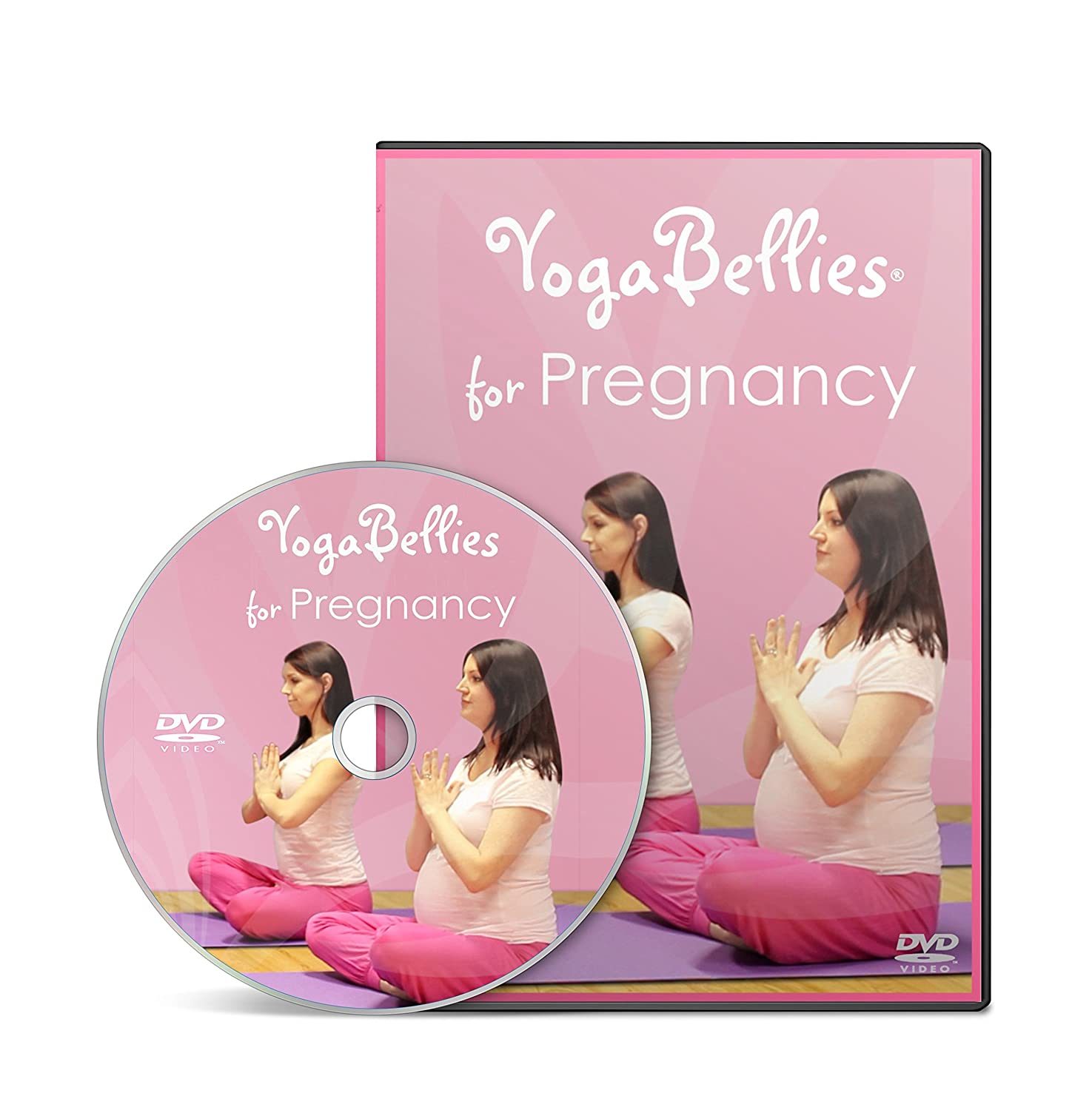 Pregnancy Yoga DVD by YogaBellies. Yoga for Pregnancy from One of The Worlds Leading Prenatal Yoga Schools. Sequences for Both Beginners and Advanced ...
