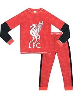 Liverpool F.C. - Pijama para Niños - Liverpool