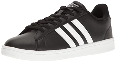 adidas Men's Swift Run Shoes,Black/White/White,10 ...