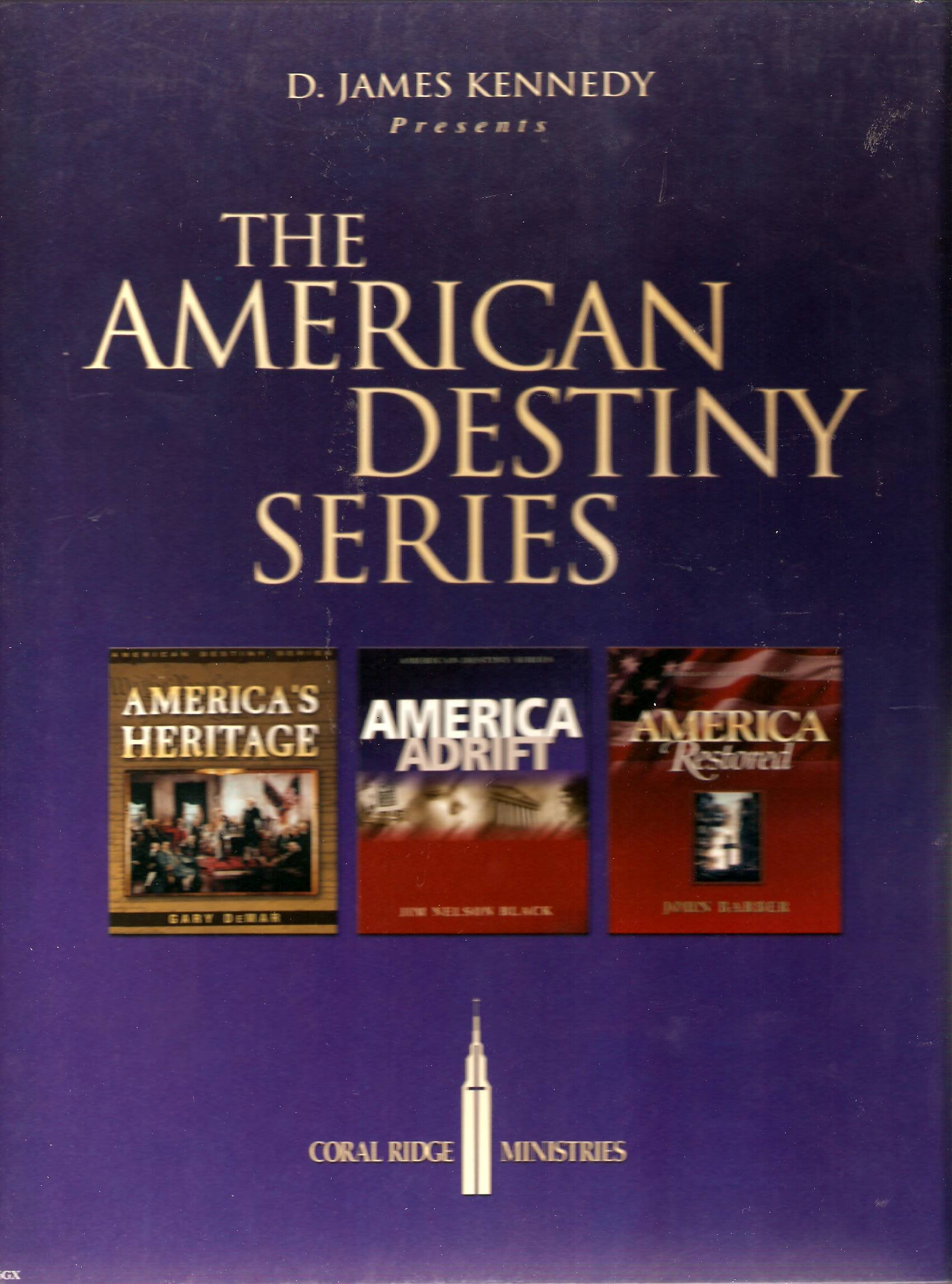 Read Online America adrift (American destiny series) ebook