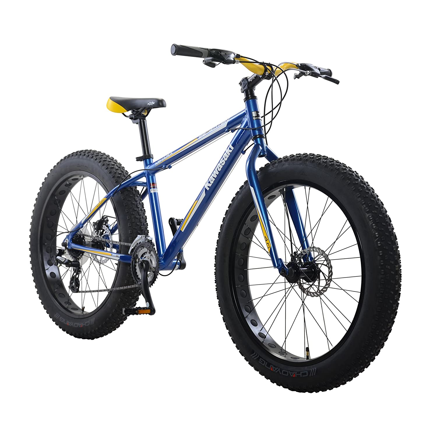 Kawasaki Nihara Fat Bike
