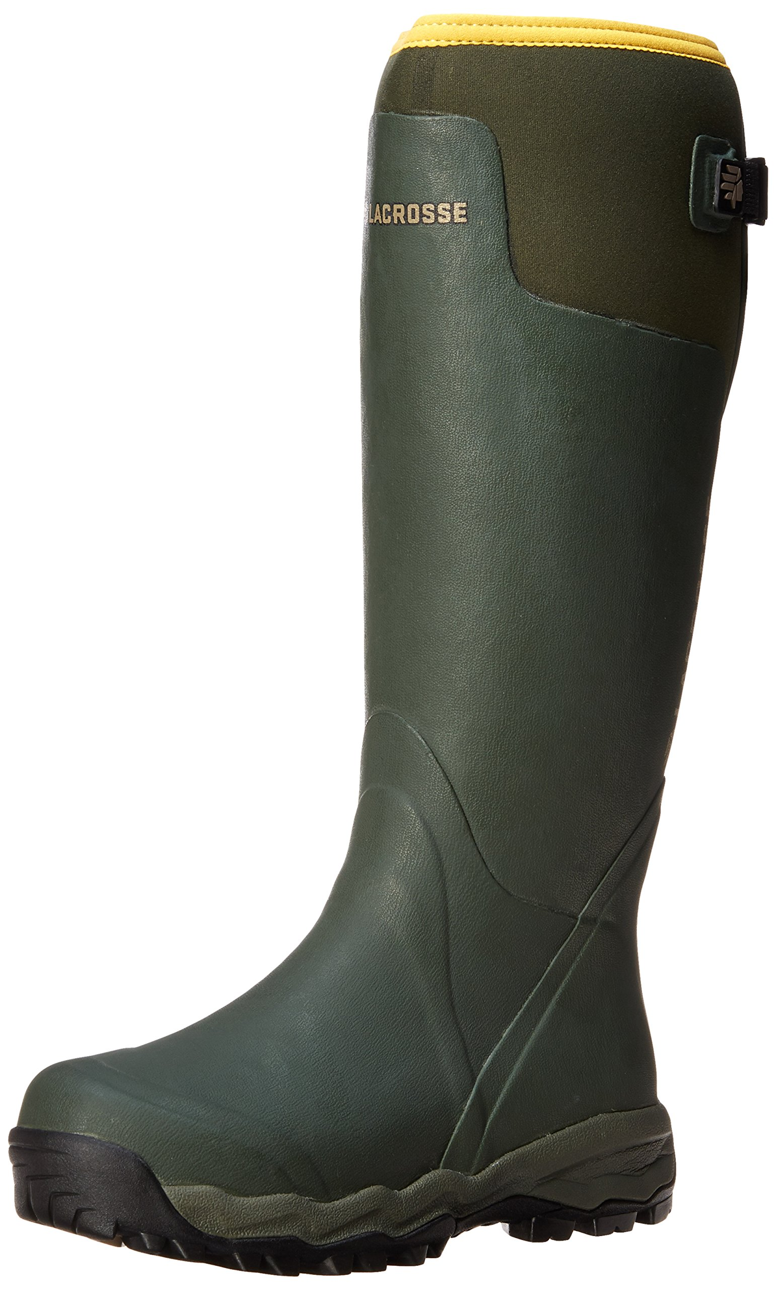 Lacrosse Men's Alphaburly Pro 18'' Hunting Boot,Green,11 M US by Lacrosse
