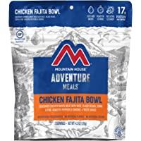 Mountain House Chicken Fajita Bowl | Freeze Dried Backpacking & Camping Food | Gluten-Free