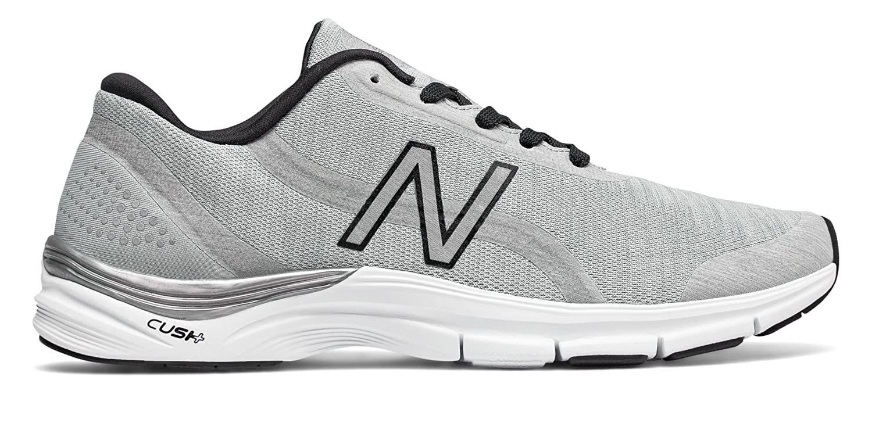 (ニューバランス) New Balance 靴シューズ レディーストレーニング 711v3 Heathered Trainer Steel with Black スティール ブラック US 12 (29cm)   B079KM1YKD