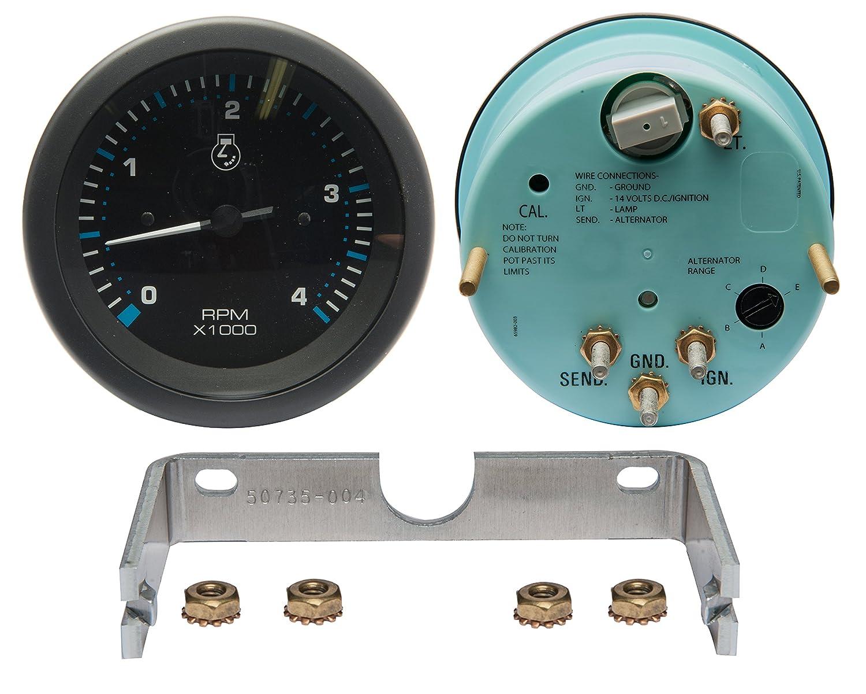 Sierra International 68398p Tachometer Automotive Vdo 4000 Rpm Wiring Further Diesel Engine Kits