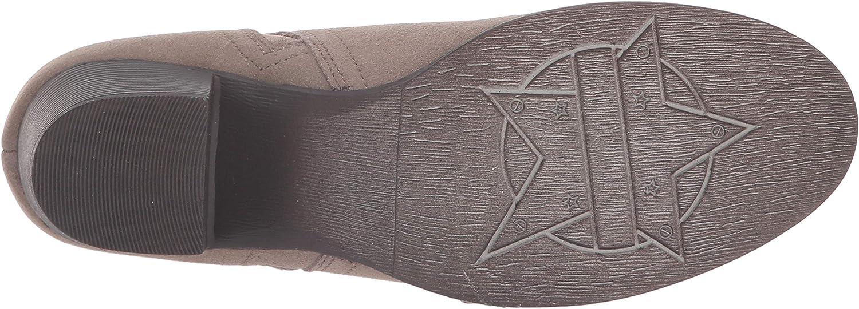 Skechers Bottines pour femme Taxi-Short Gore et fermeture éclair Dark Taupe