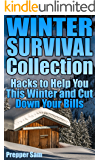 Winter Survival Collection: Hacks to Help You This Winter and Cut Down Your Bills: (Survival Guide, Prepping)