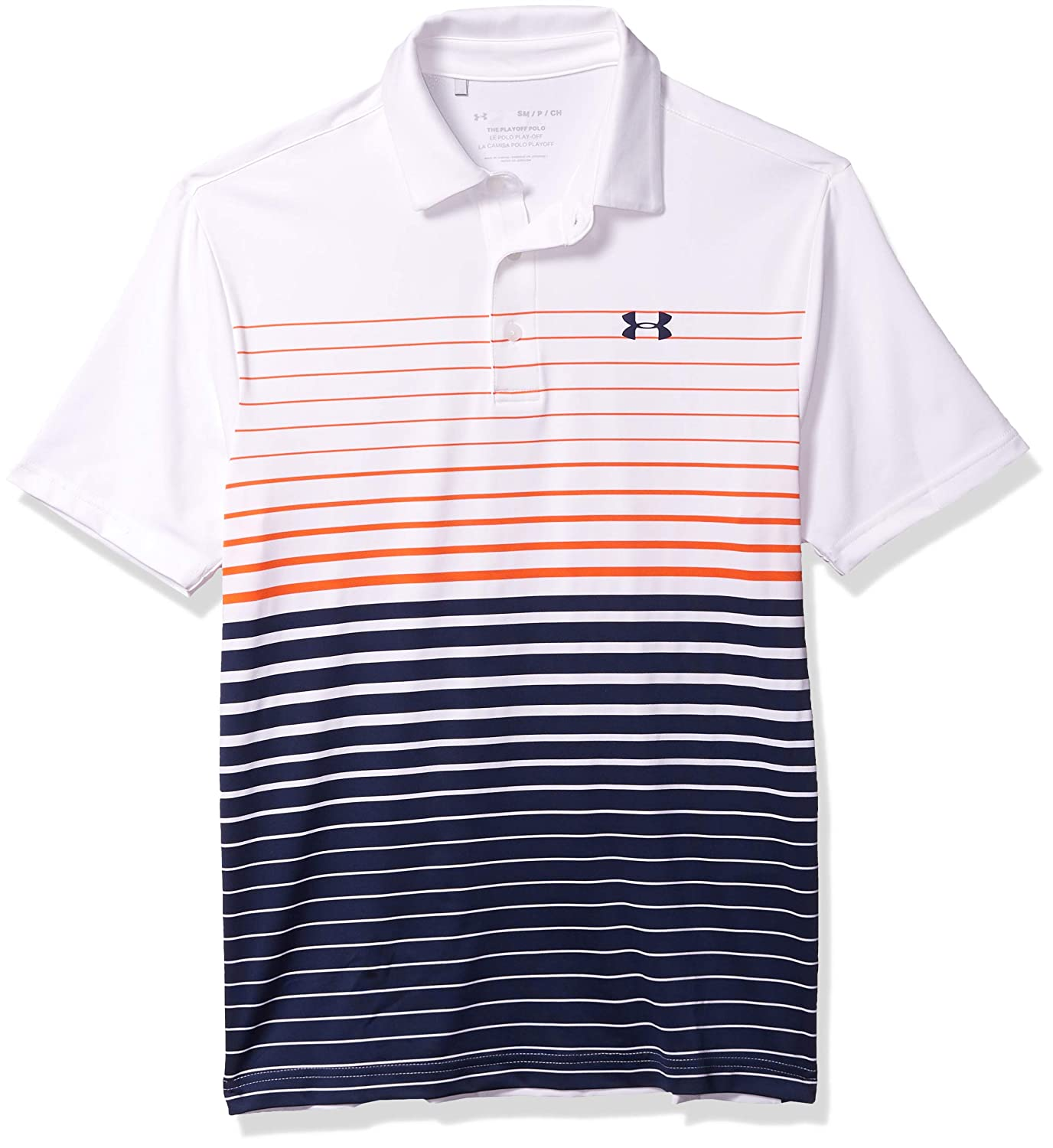 Under Armour Playoff Polo 2.0 Mens Polo - Transpirable Camisa ...
