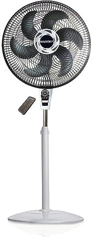 Mallory, Ventilador Coluna, Air Timer Style TS+, 40 cm, Preto/Branco,110 volts