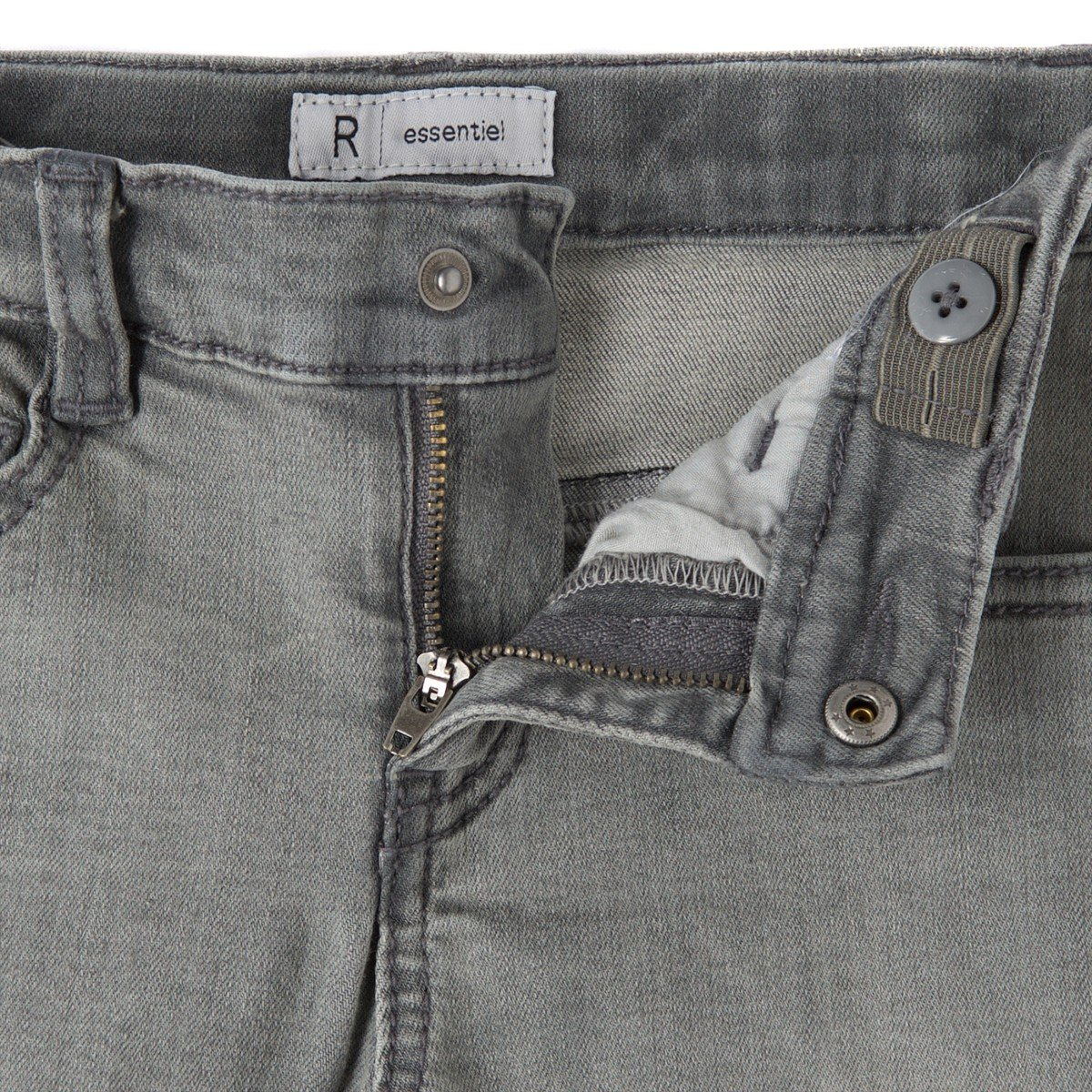 10-16 Years La Redoute Collections Big Boys Skinny Jeans
