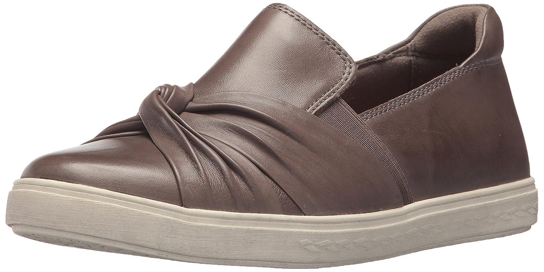 Cobb Hill Women's Willa Bow Slipon Sneaker B01N19SOEO 7 B(M) US|Grey Leather