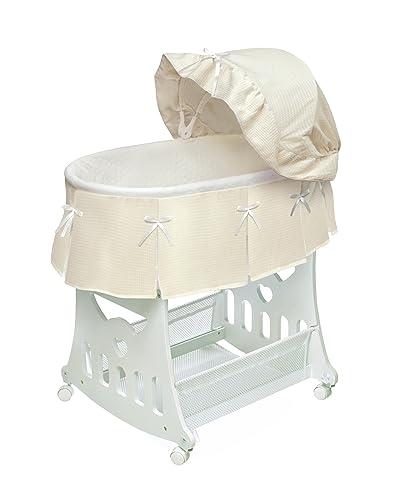 Portable Rocking Baby Bassinet