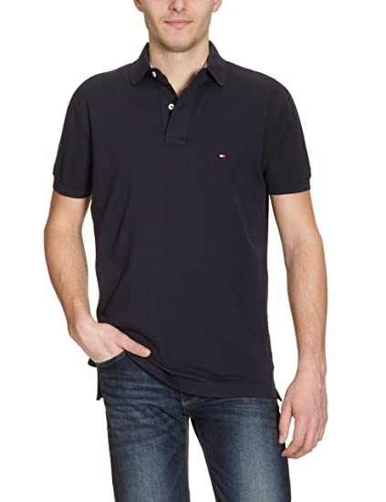 3827cfed Image Unavailable. Image not available for. Color: Tommy Hilfiger Polo  Shirts ...