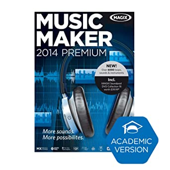 magix music maker 2014 premium free download full version