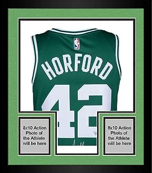 Framed Al Horford Boston Celtics Autographed Green Nike Swingman Jersey - Fanatics  Authentic Certified 7af21f113