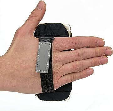 Smart Hand - Soporte de Mano para Smartphones al Correr/Hacer Deporte, Talla única, para Todos los tamaños de Smartphone, de Running Intuition: Amazon.es: Electrónica