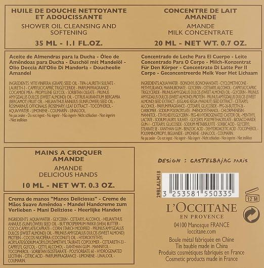Amazon.com : LOccitane Holiday Ornament Gift Set, Cherry Blossom : Beauty