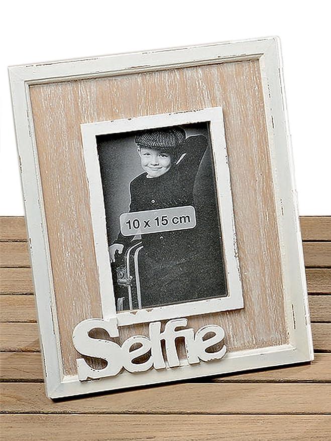 Amazon.de: formano Dekorativer Bilderrahmen ~ Selfie - Hochformat ...