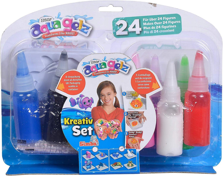 Kreativ Set 3D Figuren selber machen ** NEU /& OVP ** Aqua Gelz 106322451