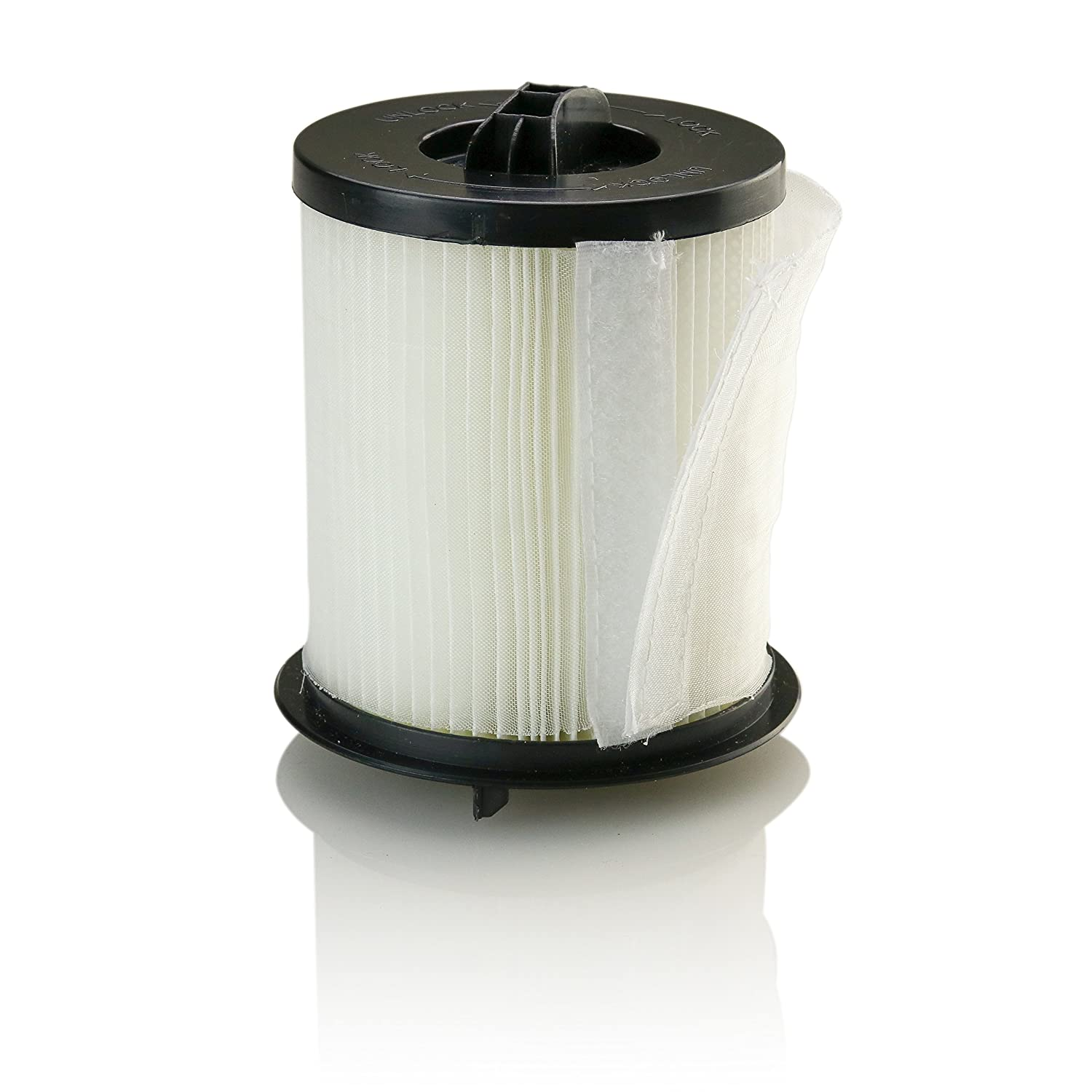 Combination Bristle Brush//Crevice Nozzle and Retractable Cord ST2000 Corded Ovente Bagless Canister Cyclonic Vacuum with HEPA Filter Featherlite Comes with Telescopic Wand