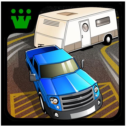 Trailer Parking (Kindle Tablet (Rv Travel Software)