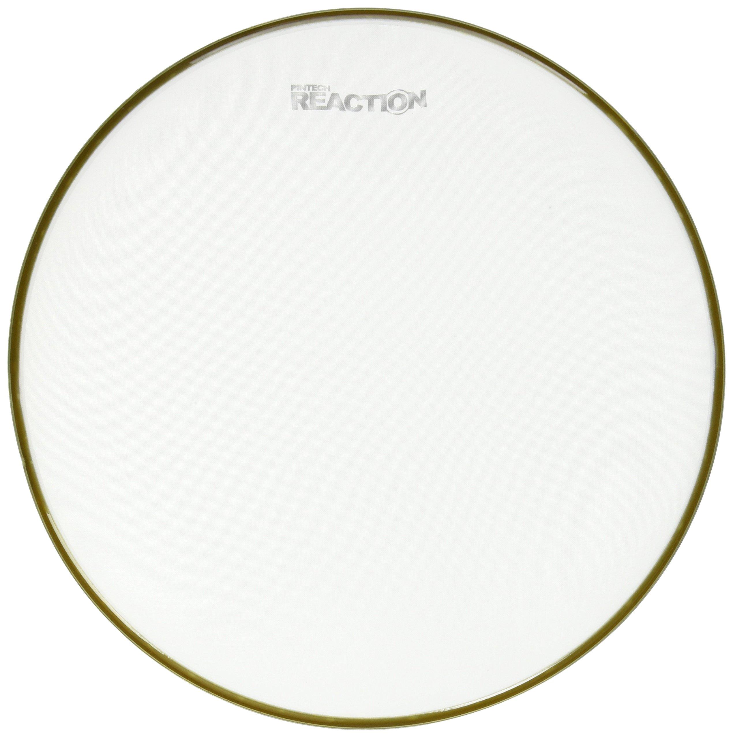 Pintech Percussion RH-13W White Reaction Series Mesh Head 13''