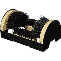 Haba Brushy Door Mat/Boot Scraper with Durable Metal