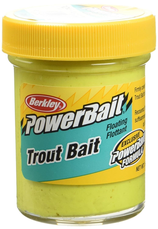 Amarillo Atrayente de Pesca 1 x 50 g Sunshineyellow Berkley Powerbait