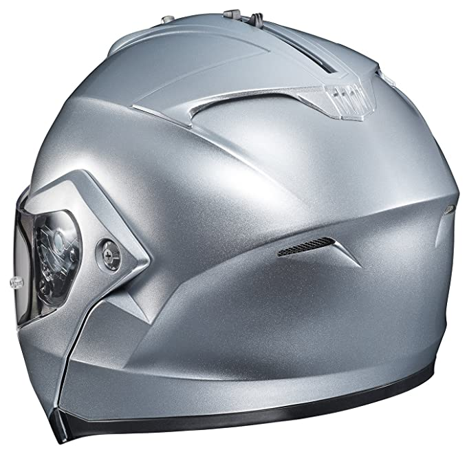 Amazon.com: HJC 980-148 IS-MAX II Modular Motorcycle Helmet (White, 4X-Large): Automotive