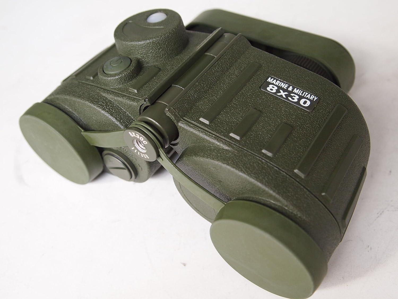 Entfernungsmesser Us Army : Militär marine fernglas 8x30 mit kompass und: amazon.de: kamera
