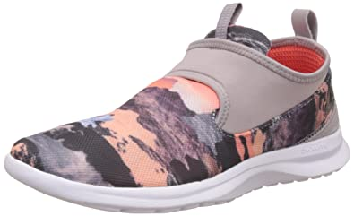 5bc9917f255 Reebok Women s DMX Lite Walk Slip Gp Grey