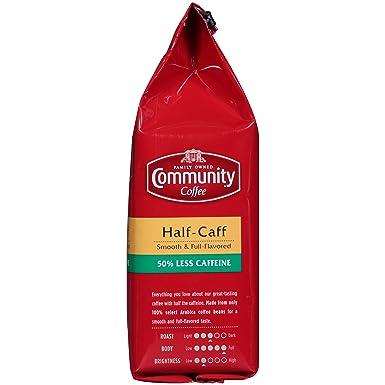 Community Coffee Café molido saborizado pecana Praline de ...