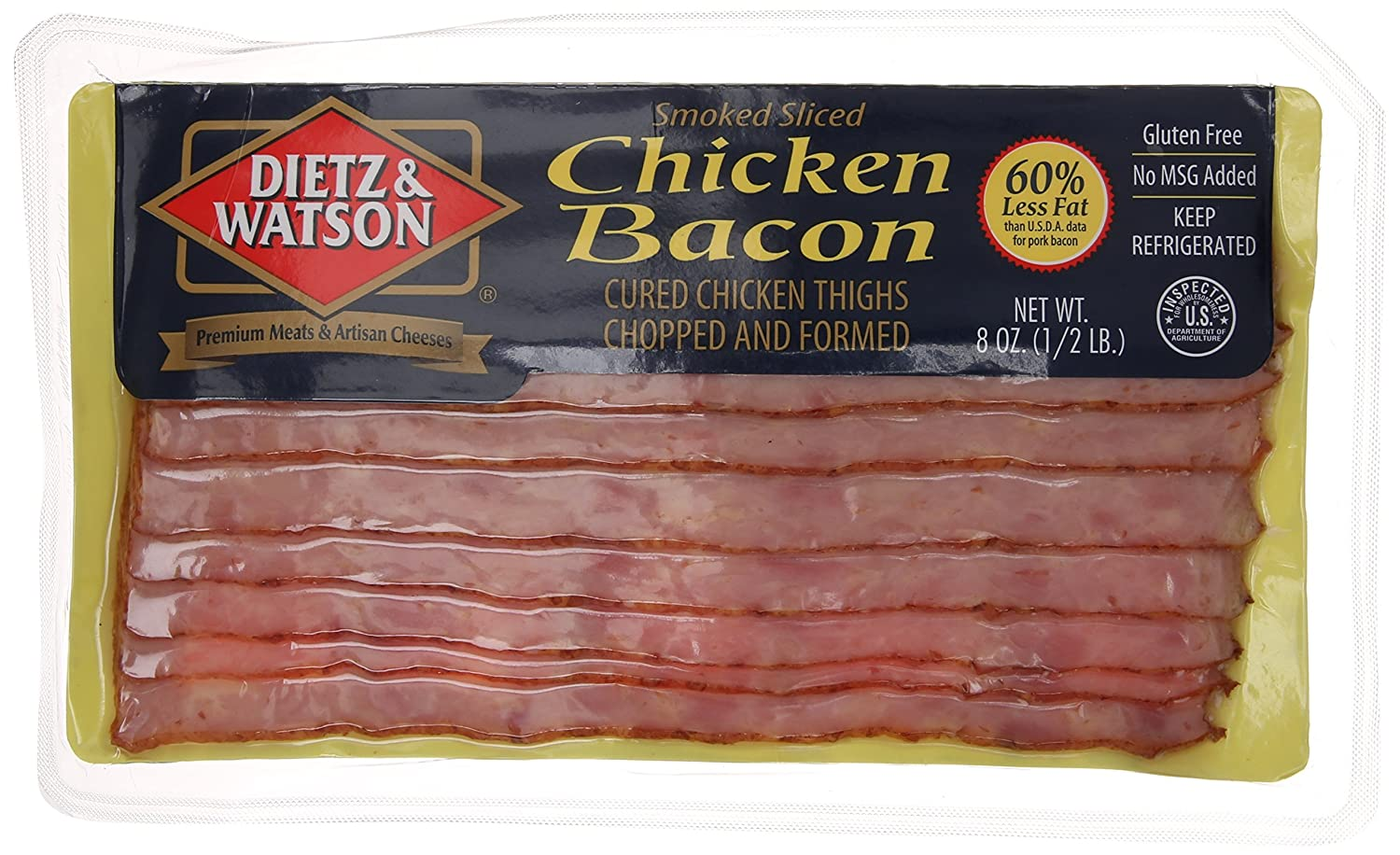 Opinion Fat free bacon similar situation