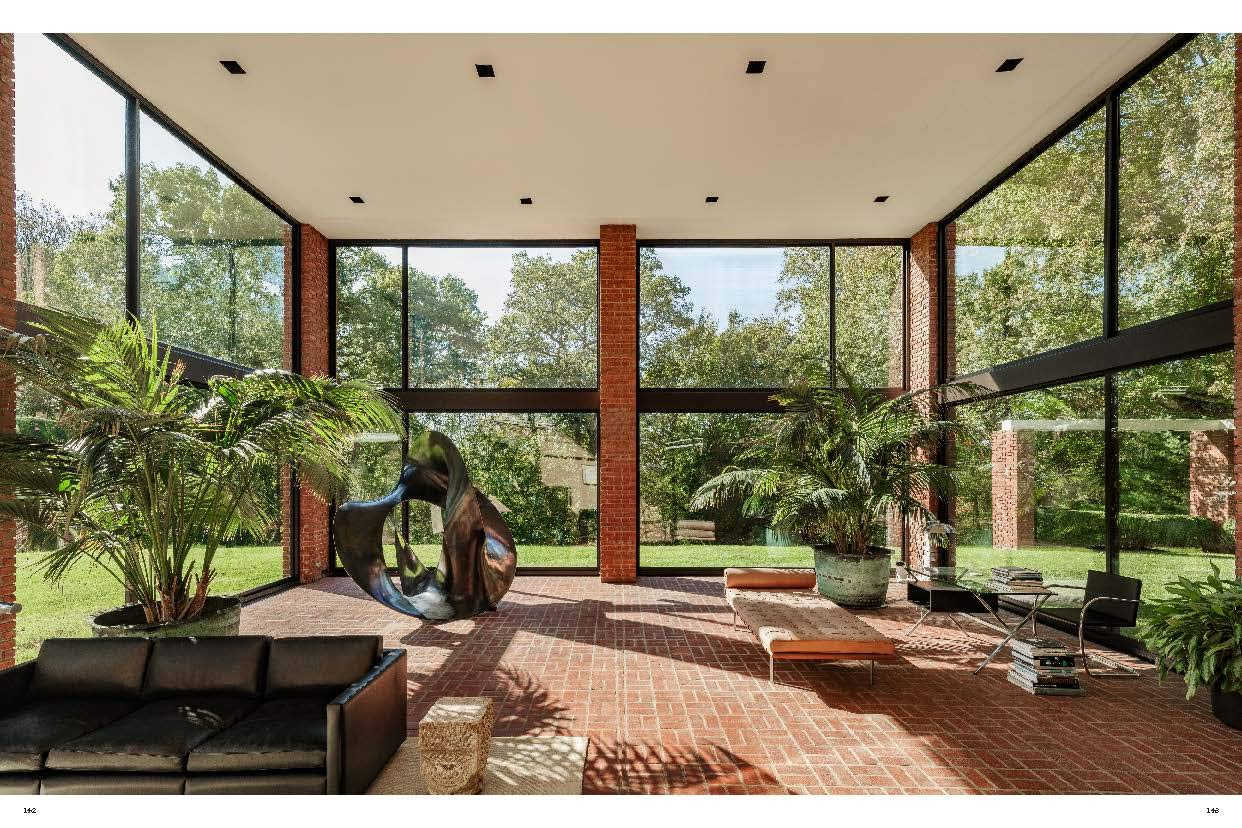 A+u 584 - 19:05 Mid-century Modern Houses In New Canaan: Amazon.es ...