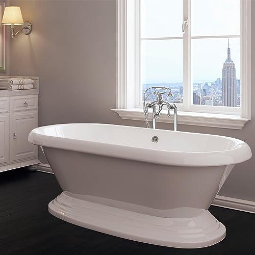 Luxury 60 inch Freestanding Tub
