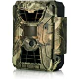 Hunting Trail Game Wildlife Camera, LDesign 12MP 1080P Night Vision 42PCs IR LEDs IP64 Waterproof HD with Wide Angle Infrared 90 Degree PIR distance 15m
