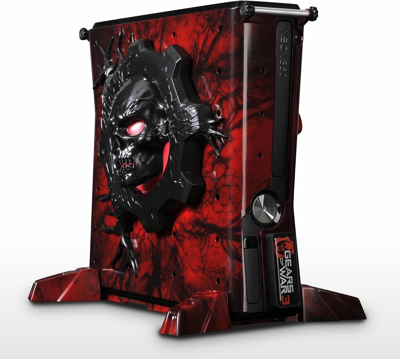 Koch Media - Carcasa Vault Gears Of War 3 (Xbox 360): Amazon.es: Videojuegos