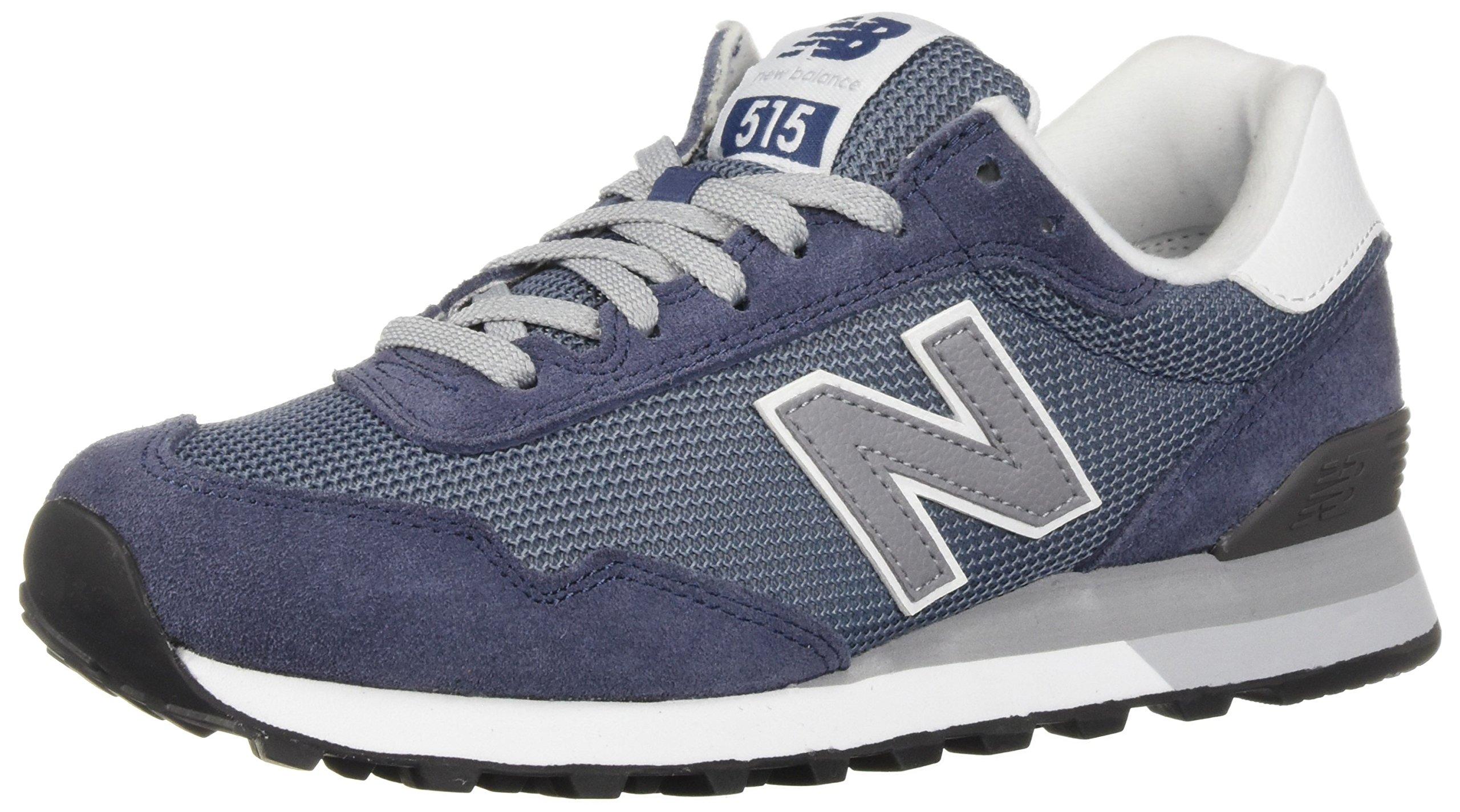 New Balance Men's 515 V1 Sneaker, Vintage Indigo/Silver Mink, 18 4E US