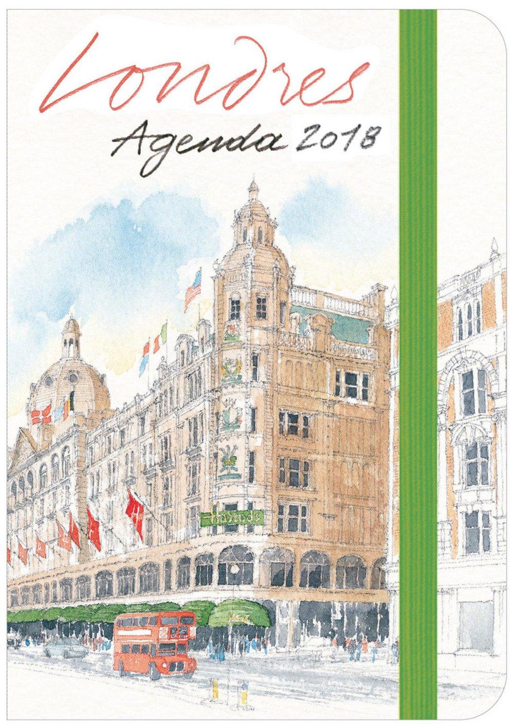 Agenda Londres aquarelles: 9782878682144: Amazon.com: Books