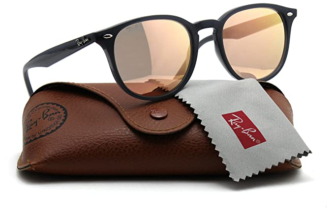 40d5e689efb Image Unavailable. Image not available for. Colour  Ray-Ban RB4259 62307J  Grey Frame Orange Gradient Mirror Lens 51mm