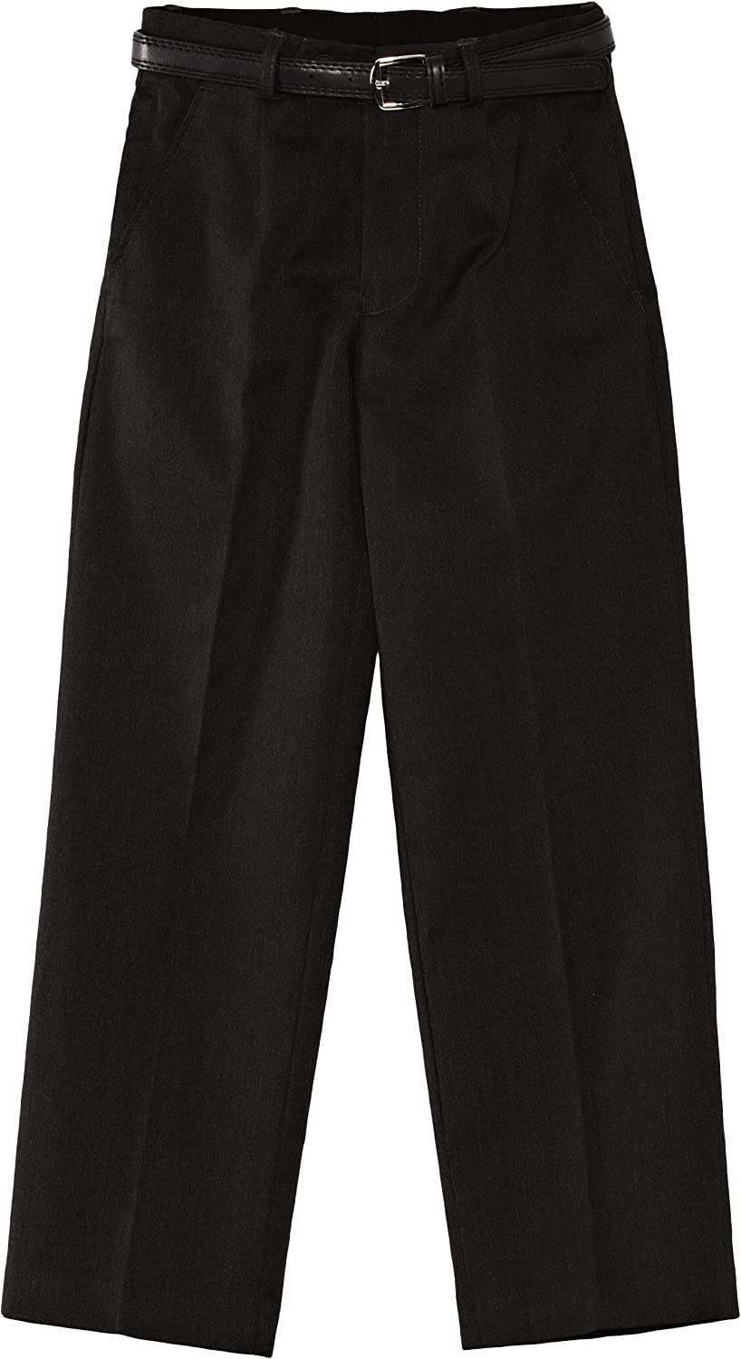 Blue Max Banner Boys Plymouth Pleated With Fly Trousers
